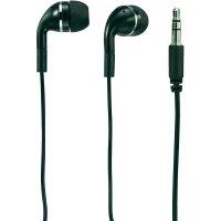Sluchátka do uší Basetech E-H 115 E-H 115, černá