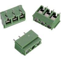 Svorkovnice Würth Elektronik 691111710003, 300 V, AWG 26-14, 5 mm, zelená