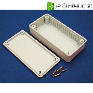 Pouzdro Hammond Electronics, (d x š x v) 191 x 110 x 61 mm, šedá (BOXE)