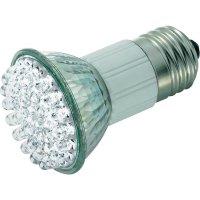 LED žárovka 38 E27 2,1 W bílá