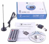 DVB-T USB dongle micro TV Tuner Cabletech DVBT