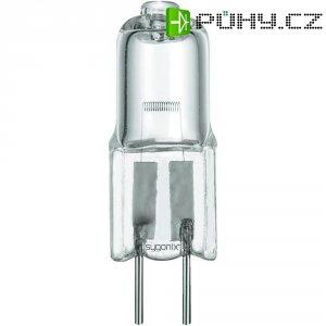 Halogenová žárovka Sygonix, G4, 10 W, 32 mm, stmívatelná, teplá bílá