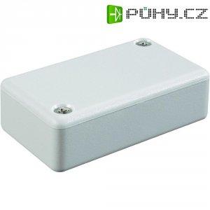 Euro pouzdro Hammond Electronics 1551KGY, (d x š x v) 80 x 40 x 20 mm, šedá