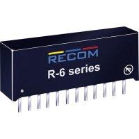 DC/DC měnič Recom R-6212P (80099030), vstup 14 - 32 V/DC, výstup 12 V/DC, 2 A, 24 W