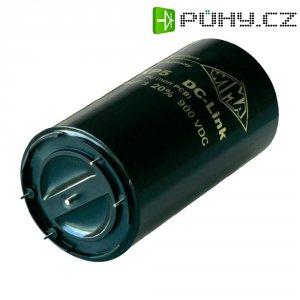 Foliový kondenzátor MKP Wima polypropylen DCP5P06100D200KS00, 100 µF, 1100 V, 10 %, 120 x 50 mm