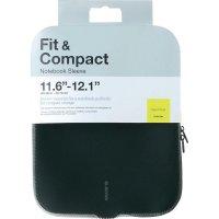 Neoprenové ochranné pouzdro pro notebook Elecom Sleeve 29,46 - 30,73 cm, černé