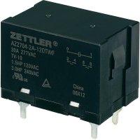 Vysokovýkonné relé Zettler Electronics, AZ2704-2A-12DTWF, 30 A , 150 V/DC/440 V/AC , 840 W/8310 VA