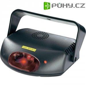 Laserový efekt AL 02, 230 V, červená