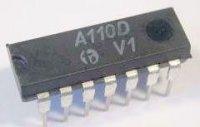 A110D - komparátor, DIL14