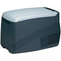 Přenosná lednice (autochladnička) Ezetil EZC35 12 V, 24 V, 110 V, 230 V šedá, světle šedá 34 l