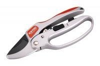 Zahradnické nůžky s rohatkovým převodem, 205mm, s olejničkou, SK5, EXTOL PREMIUM