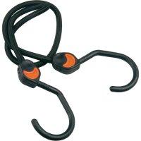 Elastické lano s XXL háky, 90 cm