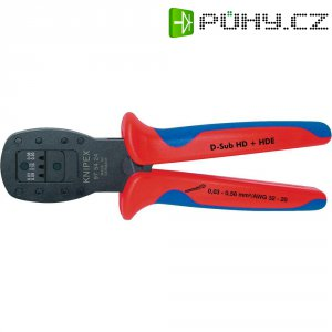 Krimpovací kleště pro izolované kabelové koncovky 0,25 - 6 mm C.K.