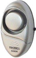 Okenní a dveřní alarm s otřesovým čidlem,siréna 95dB/m