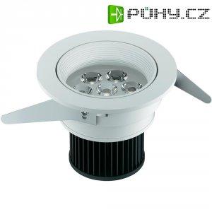 Vestavné světlo Osram IVIOS LED, 8,5 W, bílá/hliník