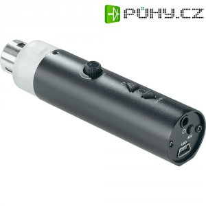 Zvukové rozhraní USB pro mikrofon Mc Crypt USB-16C