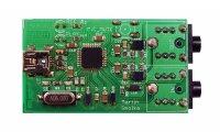 Stavebnice PT037 USB zvuková karta s PCM2912
