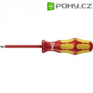 Křížový šroubovák VDE Wera 165 i 05006162001, PZ 1, Délka čepele: 80 mm