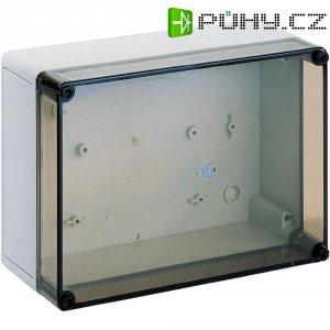 Svorkovnicová skříň polykarbonátová Rittal PK 9521.100, (š x v x h) 254 x 180 x 111 mm, šedá (PK 9521.100)