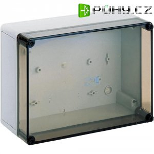 Instalační krabička Rittal PK 9521.100 254 x 180 x 111 polykarbonát světle šedá 1 ks