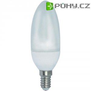 LED žárovka Mueller, E14, 3 W,teplá bílá svíčka