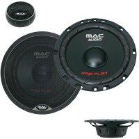 Komponentní autoreproduktor MacAudio ProFlat 2.16, 280 W
