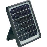 Solární venkovní svítidlo s PIR senzorem SP-60, G4, 15 W, černá