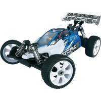 RC model Buggy TeamC Stoke E TR8E, 1:8, 4WD, stavebnice