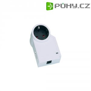 Mezizásuvka s přepěťovou ochranou Phoenix Contact 2882394, 16 A, 3600 W, bílá