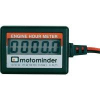 Elektronické počítadlo provozních hodin Motogroup MM-001, IP67
