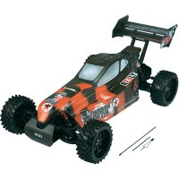 RC model Brushless Buggy Reely Carbon Fighter, CF-6B-BL, 1:6, 4WD, RtR 2.4 GHz