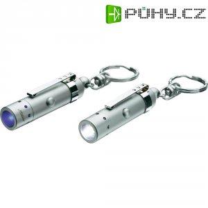 Kapesní svítilna LED Lenser V8, 7563-TB, 1,5 V, stříbrná