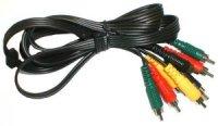 Kabel 4xCINCH - 4xCINCH 1.5m