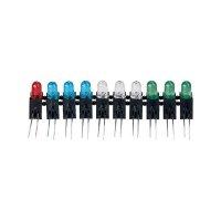 Plastový držák LED B2633.5000 pro 10 LED 5 mm