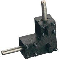 Úhlová převodovka Modelcraft, Ø 5 mm, 1:1