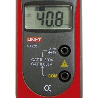 Klešťový multimetr UNI-T UT201