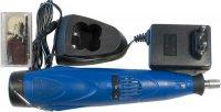 Minivrtačka KMD06 s akumulátorem a příslušenstvím