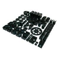 Sada náhradních plastových dílů k 3D tiskárně Velleman K8200 MP8200SET/SP