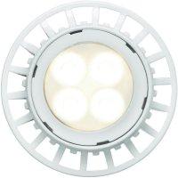 LED žárovka Sygonix GU5.3, 7.7W, teplá bílá, stmívatelná