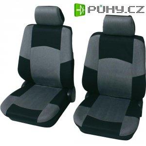 Autopotahy Petex Classic, černé/šedé