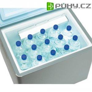 Přenosná lednice (autochladnička) Dometic Group RC 1200 EGP, 12 V, 230 V, 41 l, stříbrná