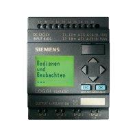 PLC řídicí modul Siemens LOGO! 12/24RC 6ED1052-1MD00-0BA6, 12 V/DC, 24 V/DC