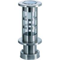 Solární zahradní LED svítidlo Iona, 8271C2, nerez, 22,5 cm