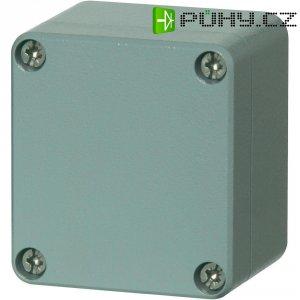 Hliníkové pouzdro Fibox ALN 060605, (š x v x h) 60 x 66 x 46 mm, stříbrná (AL 060605)