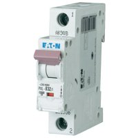 Elektrický jistič B 1pólový 32 A Eaton 236036