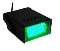 LED stroboskop - zelený