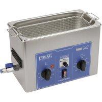 Ultrazvuková čistička Emag EMMI 40HC, 4 l, 250 W, 300 x 155 x 100 mm, nerez