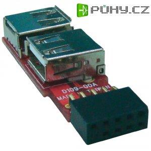 Interní USB 2.0 rozbočovač
