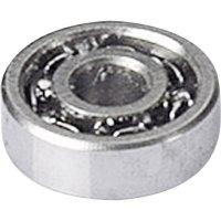 Radiální kuličkové ložisko Modelcraft miniaturní Modelcraft, 1 x 3 x 1 mm