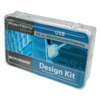 Sada k ochraně USB 2.0 obvodů Bourns PN-Designkit-3